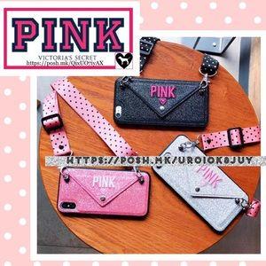 PINK Victoria's Secret Samsung S10 Plus Phone Case